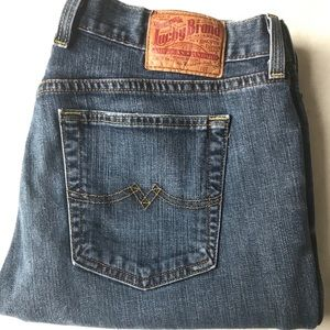 Lucky Brand Jeans - Lucky Brand Sweet N' Low Bootcut Jeans 14/32 Reg